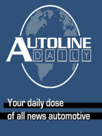 AD #2404 – Detroit Three Fall Behind in Crossovers, Ford Ranger Makes Towing Easier, UPS Tests Electric Delivery Truck