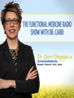 Histamine Intolerance and SIBO with Dr. Norm Robillard