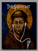 SaintCast Episode #50, Old Testament Saints, saints covered in purple, anniversary of JPII's death, audio feedback 312.235.2278