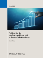 PolRep für die Laufbahnprüfung mD in Baden-Württemberg