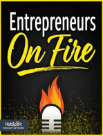 The show where entrepreneurs pitch for investment with Josh Muccio