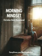 01-22-18 Morning Mindset Christian Daily Devotional