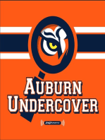 Why is Auburn hesitating to spend money on facility upgrades?
