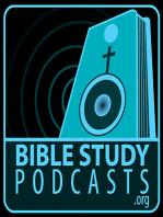John 3:22-30 – John the Baptist's Say