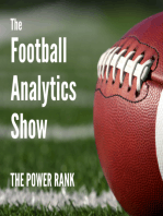 Bill Connelly on Predicting College Football for Week 2, 2017