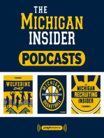 Podcast 04-09-19 (Michigan football spring defensive preview)