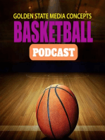 GSMC Basketball Podcast Ep 110:Embid best defender D-Rose retirement (11-27-17)