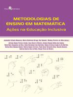 Metodologias de Ensino em Matemática: Ações na Educação Inclusiva