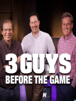 Three Guys Before The Game - A Christmas Greeting (Episode 77)