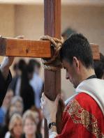 January 16, 2016-4 PM Mass at OLGC-Deacon Carignan