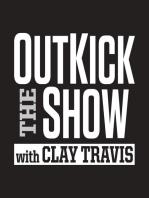 Outkick the Show - 5/21/19 - Warriors dominate, NBA ratings tank without LeBron, ESPN prez disavows WokeCenter, Nashville church shooting, Schwarber Wrigley ban?, Arnold dropkick