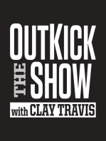 Outkick The Show - 4/4/17 - Romo Retires   UNC Wins   ESPN & Politics