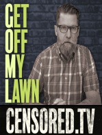 Get Off My Lawn Podcast #90 | I went on an involuntary road trip with two Harry Potter fans