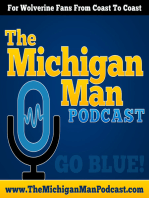 The Michigan Man Podcast - Episode 483 - Red hot Meeechigan Hoops