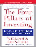 The Four Pillars of Investing: Lessons for Building a Winning Portfolio: Lessons for Building a Winning Portfolio