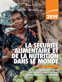 L'État de la sécurité alimentaire et de la nutrition dans le monde 2019: Se prémunir contre les ralentissements et les fléchissements économiques