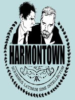 Adam Ruins Harmontown