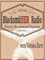"""Ep 107 Allen Rozon """" A Blacksmith and a Swordsmith Collaborate"""""""