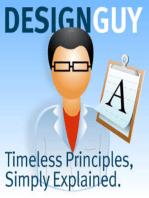 Design Guy, Episode 3, On Graphic Design