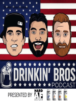 Drinkin' Bros Fake News - Episode 01