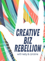 Episode 76 - Finding Retailers with Carolyn Keating of Wholesale for Creatives