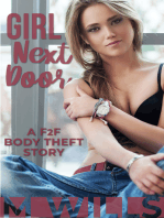 Girl Next Door (F2F Body Theft)