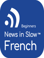 Learn French in 30 lessons - Lesson 1