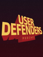 Welcome to the User Defenders Podcast!