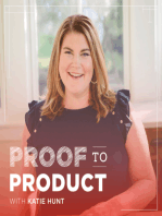 Welcome to Proof to Product