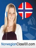 Lower Beginner #17 - Hosting a Dinner Party In Norway