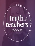 EP125 Seven ways for teachers to beat the Sunday blues
