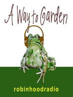 A Way to Garden with Margaret Roach – November 16, 2015 – Eric Lind on Migration and Bird Feeding