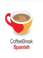 Season 3 – Lesson 32 – Coffee Break Spanish