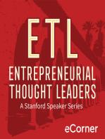 Toby Corey (Stanford University) - The Zen of Entrepreneurship