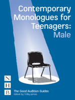 Contemporary Monologues for Teenagers