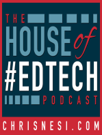 Harnessing #EdTech When You're Absent with Nate Nagele - HoET91