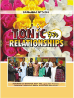 Tonic for Relationships