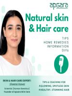 Sheetal's Ayurvedic Diet & Lifestyle Tips for Stunning Skin & Hair - Part 1