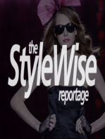 Beauty Tips, Backstage with Fred Vellon - StyleWise VidCast