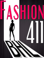 October 25th, 2013 – Black Hollywood Live's Fashion 411