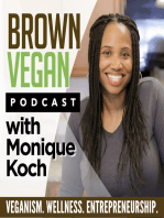 #13 Why Vegan Life is Much More Than Food- A Chat with Carter Brown
