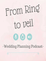 Episode 14 - A Bride's Guide to Wedding Etiquette - From Ring to Veil