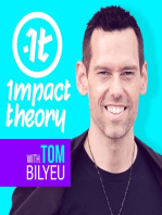 #128 Sam Harris on How to Instantly Achieve a Calm State | Impact Theory