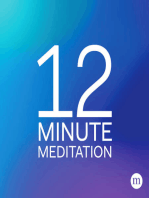 Meditation on Anxiety and Stress