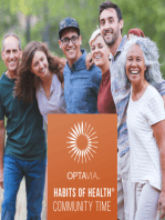 OPTAVIA Habits of Health 4.24.19 Mindset