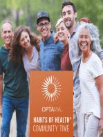 OPTAVIA Habits of Health - 8.15.18