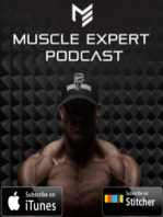 91- Mike Matthews- How to Become a Fitness Influencer, the Training, Mentality and Business Building