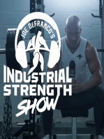 #40 Dave Tate talks Life After Powerlifting, Training Around Injuries & Business Longevity