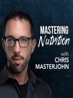 Exercise and Dieting Make You Need More Riboflavin | Chris Masterjohn Lite #147
