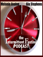 """#054 - Optimal Ketone Levels, Snatiation, Vibration Plates, The Clean Fast Debate, IF Struggles, """"Normal"""" Hunger Levels, La Croix, Gin's and Melanie's Houses, And More!"""